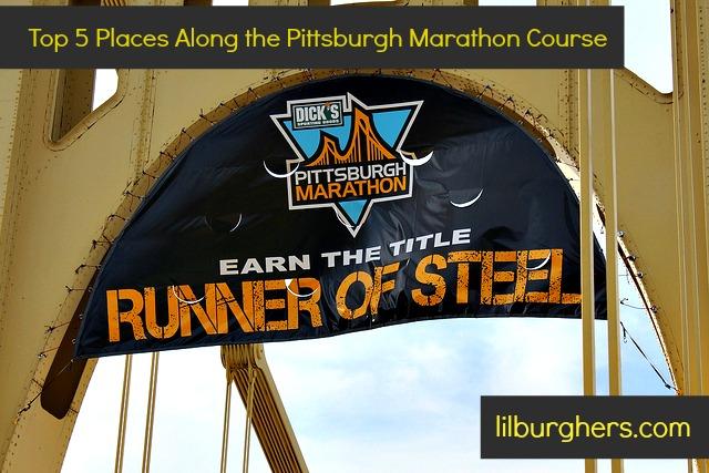 pittsburgh marathon course