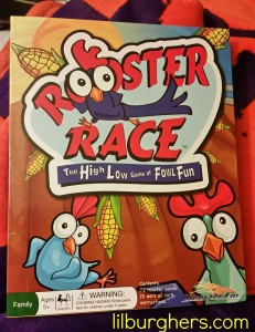 rooster race