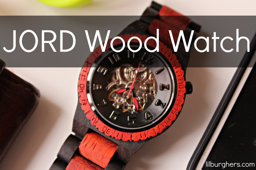 gifts for men JORD Wood Watch