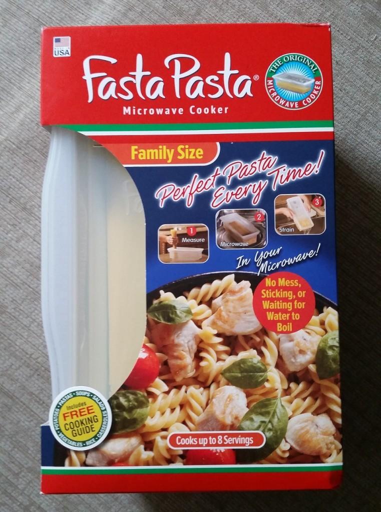 fasta pasta family size
