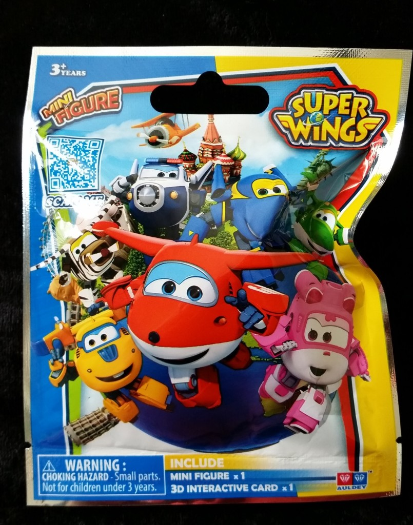super wings blind bag