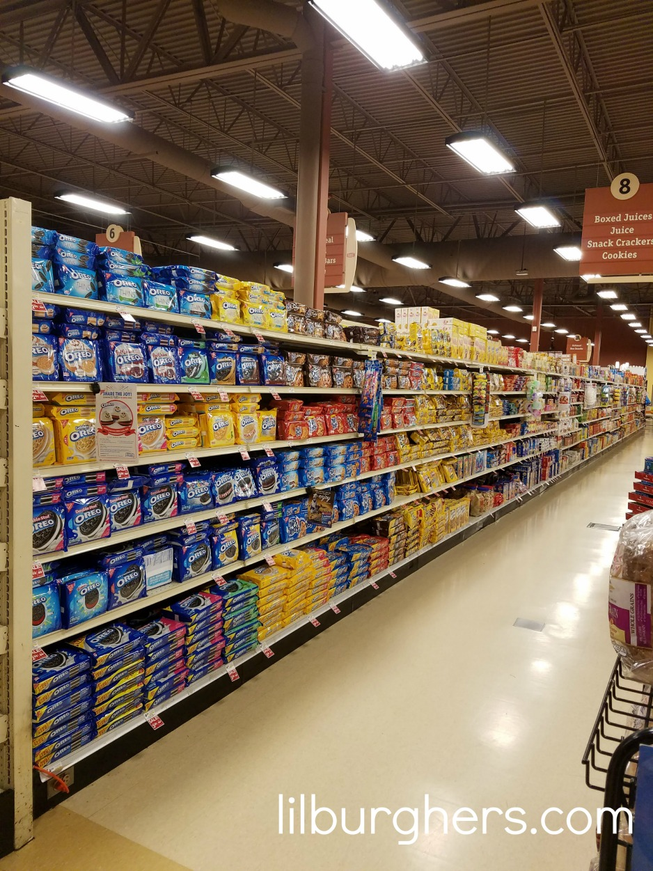 Find your favorite Oreo flavors in the cookie aisle at Giant Eagle!