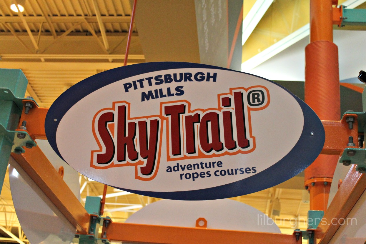 Pittsburgh Mills Sky Trail