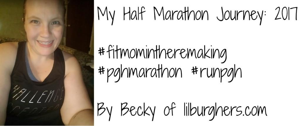 half marathon journey