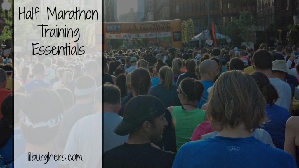half marathon training essentials