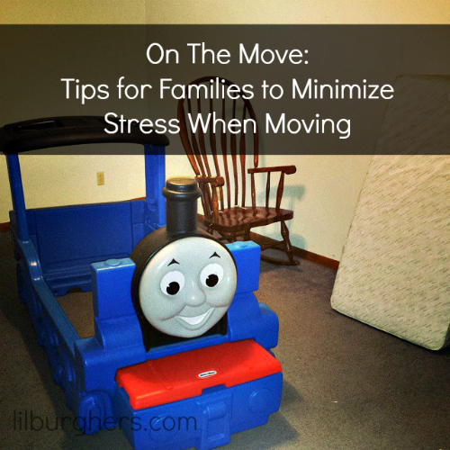 Minimize Stress When Moving