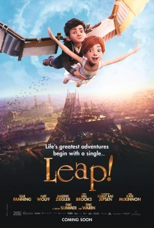 Leap! The Movie