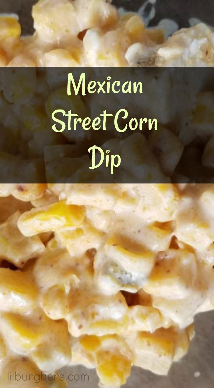 street corn dip