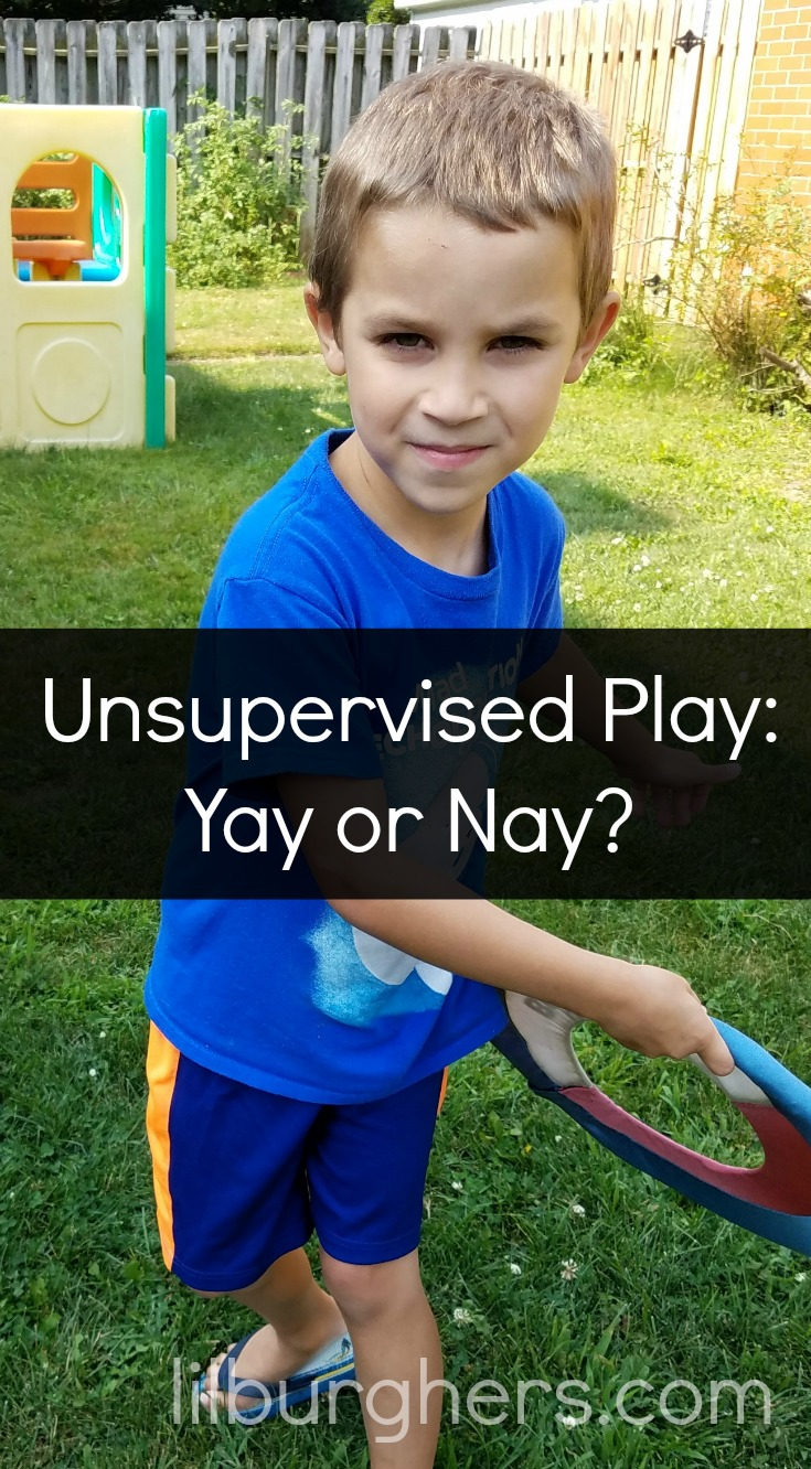 unsupervised play